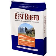 Dr. Gary's Best Breed Holistic Grain-Free Red Meat Recipe Dry Dog Food, 4-lb bag