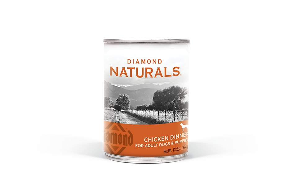 Diamond Naturals Canned Food