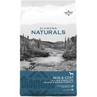 Diamond Naturals Skin & Coat Formula All Life Stages Grain-Free Dry Dog Food, 15-lb bag