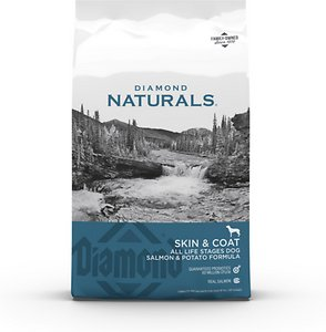 Diamond Naturals Skin & Coat Formula Dry Dog Food
