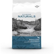 Diamond Naturals Skin & Coat Formula All Life Stages Grain-Free Dry Dog Food, 30-lb bag