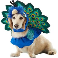 California Costumes Peacock Dog & Cat Costume, X-Small