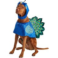 California Costumes Peacock Dog & Cat Costume, Large