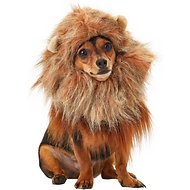 California Costumes Lion Mane Dog & Cat Costume, Small