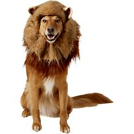 California Costumes Lion Mane Dog & Cat Costume, Large