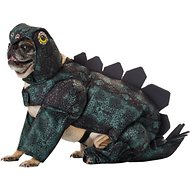 California Costumes Stegosaurus Dog & Cat Costume, Medium