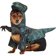 California Costumes Pupasaurus Rex Dog & Cat Costume, X-Small