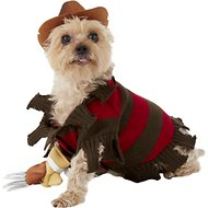 Rubie's Costume Company Freddy Krueger Dog & Cat Costume, Small