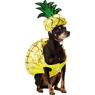 Rubie's Costume Company Pineapple Dog Costume, Medium