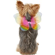 Rubie's Costume Company Dog & Cat Rainbow Fairy Wings, Small/Medium