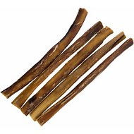Only Natural Pet Free-Range X-Thick Bully Stick Dog Chew, 12-in, 5 count