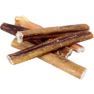 Only Natural Pet Free-Range X-Thick Bully Stick Dog Chew, 6-in, 5 count