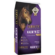 Tribute Kalm N' EZ Horse Feed, 50-lb bag