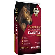 Tribute Equine Nutrition Kalm Ultra Horse Feed, 50-lb bag