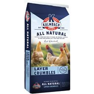 Kalmbach Feeds All Natural Layer Crumbles Chicken Feed, 50-lb bag