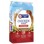 Eggland's Best Layer Crumbles Chicken Food, 40-lb bag