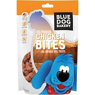 Blue Dog Bakery Chicken Bites, 7.8-oz bag