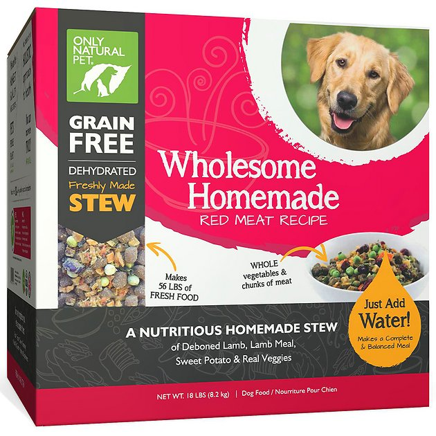 Red Meat Grain Free Dog Food