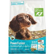 Only Natural Pet PowerFusion Small Breed Feast Grain-Free Dry Dog Food, 4-lb bag