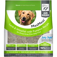 Only Natural Pet MaxMeat Air-Dried Lamb & Cod Grain-Free Dog Food, 2-lb bag