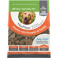 Only Natural Pet MaxMeat Air-Dried Chicken Grain-Free Dog Food, 2-lb bag