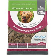 Only Natural Pet MaxMeat Air-Dried Beef Grain-Free Dog Food, 2-lb bag