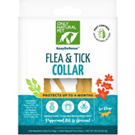 Only Natural Pet EasyDefense Flea, Tick & Mosquito Dog Collar, 1 count