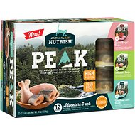 Rachael Ray Nutrish Peak Natural Grain-Free Variety Pack Wet Cat Food, 2-oz, case of 12
