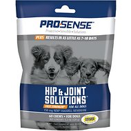 Pro-Sense Plus Fast Strength Hip & Joint Solutions Chewable Dog Tablets, 60 count