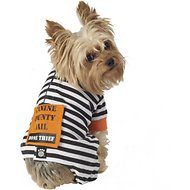 PetRageous Designs Bone Thief Striped Dog Pajamas, X-Small
