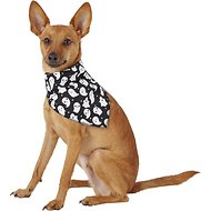 SimplyWag Ghost Dog & Cat Bandana, X-Small/Small