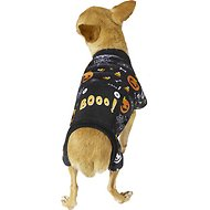 "Pup Crew Halloween ""Boo!"" Dog Pajamas, XX-Small"