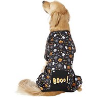 "Pup Crew Halloween ""Boo!"" Dog Pajamas, XX-Large"
