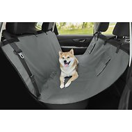 Frisco Water Resistant Hammock Car Seat Cover, Regular, Gray