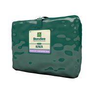 Standlee Certified Alfalfa Grab & Go Compressed Bale Horse Forage, 50-lb bale