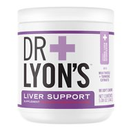 Dr. Lyon's Liver Support Soft Chews Dog Supplement, 90 count