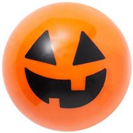 Planet Dog Orbee-Tuff Halloween Jack o Lantern Ball Dog Toy, 2.5-in