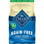 Blue Buffalo Life Protection Formula Adult Chicken Recipe Grain-Free Dry Dog Food, 5-lb bag
