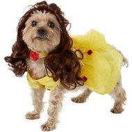 Rubie's Costume Company Belle Disney Princess Dog & Cat Costume, Small