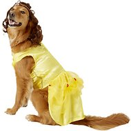Rubie's Costume Company Belle Disney Princess Dog & Cat Costume, X-Large