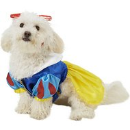 Rubie's Costume Company Snow White Disney Princess Dog & Cat Costume, Medium
