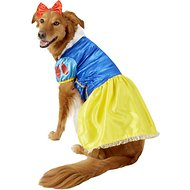 Rubie's Costume Company Snow White Disney Princess Dog & Cat Costume, X-Large