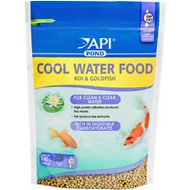 API Pond Cool Water Koi & Goldfish Food, 1.4-lb bag