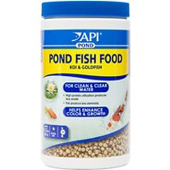 API Pond Koi & Goldfish Food, 11.5-oz bottle