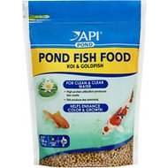 API Pond Koi & Goldfish Food, 1.56-lb bag