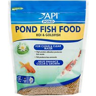 API Pond Koi & Goldfish Food, 2.68-lb bag