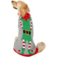 Frisco Dog & Cat Holiday Elf Sweater, XX-Large