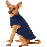 Frisco Dog & Cat Fleece Vest, Navy, Small