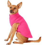 Frisco Dog & Cat Fleece Vest, Bright Pink, Small