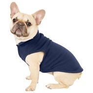 Frisco Dog & Cat Fleece Vest, Navy, Medium